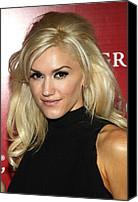 Cipriani Restaurant Wall Street Canvas Prints - Gwen Stefani At Arrivals For Fashion Canvas Print by Everett