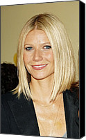Sofia Canvas Prints - Gwyneth Paltrow At Arrivals Canvas Print by Everett