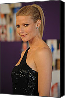 Alice Tully Hall At Lincoln Center Canvas Prints - Gwyneth Paltrow At Arrivals For The Canvas Print by Everett