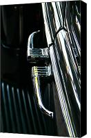 Door Handles Canvas Prints - Handles Canvas Print by Gwyn Newcombe