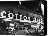 Nightclub Canvas Prints - HARLEM: COTTON CLUB, 1930s Canvas Print by Granger