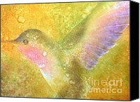 Change Painting Canvas Prints - Harmony Canvas Print by Robert Hooper