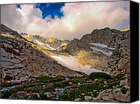 Sierra Canvas Prints - High Sierra Beauty Canvas Print by Scott McGuire