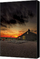 Featured Photo Canvas Prints - Home to Derek Jarman Canvas Print by Lee-Anne Rafferty-Evans