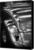 Custom Ford Digital Art Canvas Prints - Hot Rod In The Raw Canvas Print by Gordon Dean II