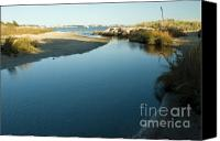 Cape Cod Canvas Prints - Hyannis Bay Canvas Print by Frank Garciarubio