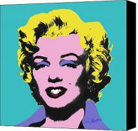 Marylin Canvas Prints - Icon 4 Canvas Print by Charles Stuart