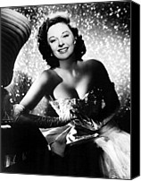 Opera Gloves Photo Canvas Prints - Ill Cry Tomorrow, Susan Hayward, 1955 Canvas Print by Everett