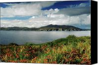 Headlands Canvas Prints - Inishowen Peninsula, Co Donegal Canvas Print by The Irish Image Collection
