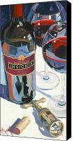 Cakebread Canvas Prints - Insignia Canvas Print by Christopher Mize