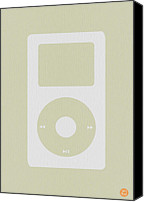 Ipod Canvas Prints - iPod Canvas Print by Irina  March