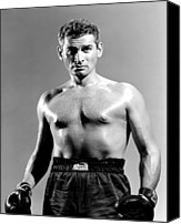 1950s Movies Canvas Prints - Iron Man, Jeff Chandler, 1951 Canvas Print by Everett
