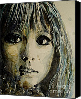 George Harrison Canvas Prints - Isntt it Pity Canvas Print by Paul Lovering