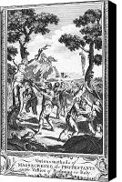 Martyrs Canvas Prints - Italy: Protestant Martyrs Canvas Print by Granger
