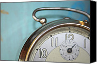 Time Piece Canvas Prints - Its Time Canvas Print by Georgia Fowler