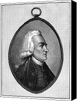 American Revolution Canvas Prints - James Bowdoin (1726-1790) Canvas Print by Granger