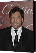 Black Tie Photo Canvas Prints - Javier Bardem At Arrivals For 22nd Canvas Print by Everett