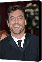 Academy Awards Oscars Canvas Prints - Javier Bardem Wearing A Prada Suit Canvas Print by Everett