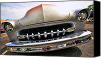 California Hot Rod Canvas Prints - Jaws Canvas Print by Gordon Dean II