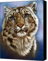 Wildcats Canvas Prints - Jewel Canvas Print by Barbara Keith