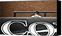Major Canvas Prints - Jim Tracy Rockies Manager Canvas Print by Marilyn Hunt