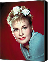 Publicity Shot Canvas Prints - Joanne Woodward, C. Late 1950s Canvas Print by Everett