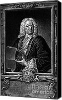Cosine Canvas Prints - Johann Bernoulli, Swiss Mathematician Canvas Print by Science Source