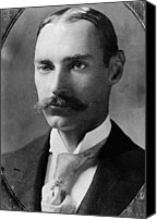 Csx Canvas Prints - John Jacob Astor Iv 1864-1912 Canvas Print by Everett