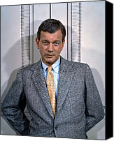 1950s Fashion Canvas Prints - Joseph Cotten, 1950s Canvas Print by Everett