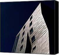 Photographic Art Print Canvas Prints - Just a Facade Canvas Print by Rona Black