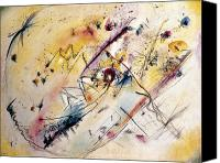 Faa Canvas Prints - Kandinsky: Light, 1913 Canvas Print by Granger
