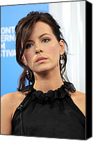At The Press Conference Canvas Prints - Kate Beckinsale At The Press Conference Canvas Print by Everett