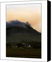 Mayo Photographs Photographs Framed Prints Canvas Prints - Keep warm Canvas Print by Paul  Mealey
