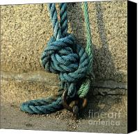 Moor Canvas Prints - Knots Canvas Print by Bernard Jaubert