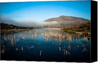 Whalen Photography Canvas Prints - Lake Hodges Canvas Print by Josh Whalen