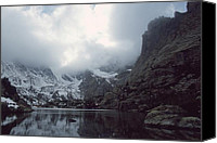 Continental Divide Canvas Prints - Lake of Glass Canvas Print by Eric Glaser