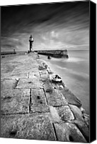 Guidance Canvas Prints - Lighthouse Canvas Print by Andy Freer