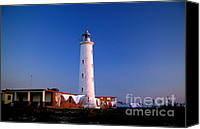 Cienfuegos Canvas Prints - Lighthouse Cienfuegos  Canvas Print by Chlaus Loetscher