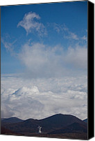 Mauna Kea Canvas Prints - Listen To The Universe Canvas Print by Ralf Kaiser