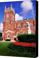 Loyola Canvas Prints - Loyola Campus New Orleans Canvas Print by Thomas R Fletcher