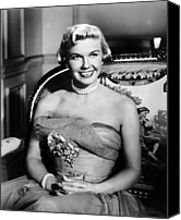 1950s Portraits Canvas Prints - Lullaby Of Broadway, Doris Day, 1951 Canvas Print by Everett