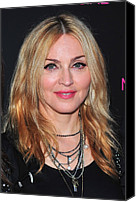 Herald Canvas Prints - Madonna At In-store Appearance For The Canvas Print by Everett