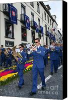 Ecce Canvas Prints - Marching band Canvas Print by Gaspar Avila