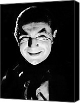 1935 Movies Canvas Prints - Mark Of The Vampire. Bela Lugosi, 1935 Canvas Print by Everett
