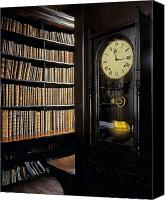 Time Travel Canvas Prints - Marshs Library, Dublin City, Ireland Canvas Print by The Irish Image Collection 