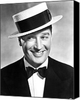 Chevalier Canvas Prints - Maurice Chevalier, 1930s Canvas Print by Everett