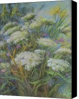 Bouquet Pastels Canvas Prints - Meadow Bouquet Canvas Print by Bill Puglisi