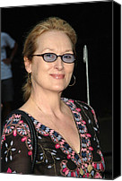 Belvedere Castle Canvas Prints - Meryl Streep At Arrivals For The 2006 Canvas Print by Everett