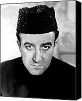 1960 Movies Canvas Prints - Millionairess, Peter Sellers, 1960 Canvas Print by Everett