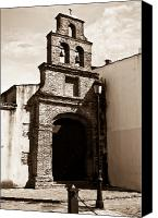 Mission Bells Canvas Prints - Mission Bells 1 Canvas Print by Douglas Barnett